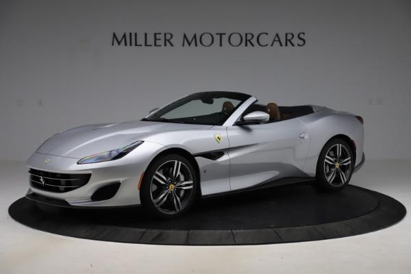 Used 2020 Ferrari Portofino for sale Sold at McLaren Greenwich in Greenwich CT 06830 2
