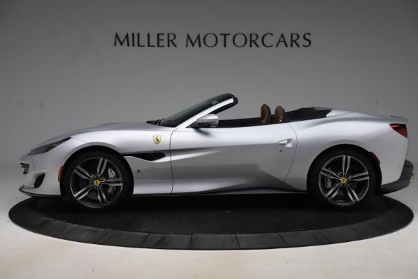 Used 2020 Ferrari Portofino for sale Sold at McLaren Greenwich in Greenwich CT 06830 3