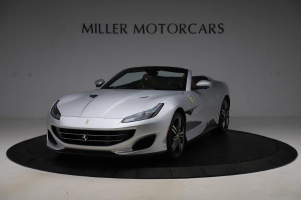 Used 2020 Ferrari Portofino for sale Sold at McLaren Greenwich in Greenwich CT 06830 1