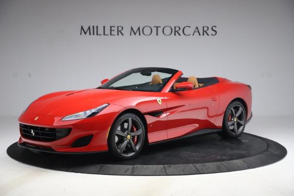 Used 2019 Ferrari Portofino for sale $209,900 at McLaren Greenwich in Greenwich CT 06830 2