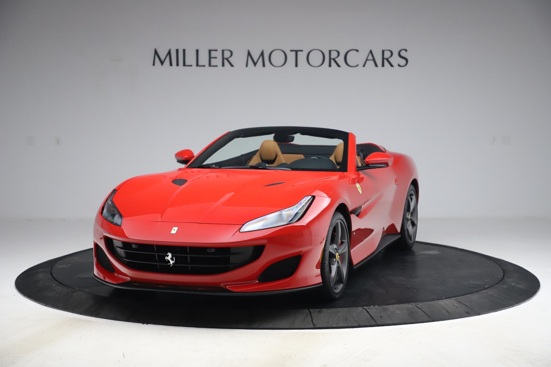 Used 2019 Ferrari Portofino for sale $209,900 at McLaren Greenwich in Greenwich CT 06830 1