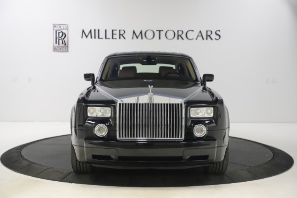 Used 2006 Rolls-Royce Phantom for sale $109,900 at McLaren Greenwich in Greenwich CT 06830 2