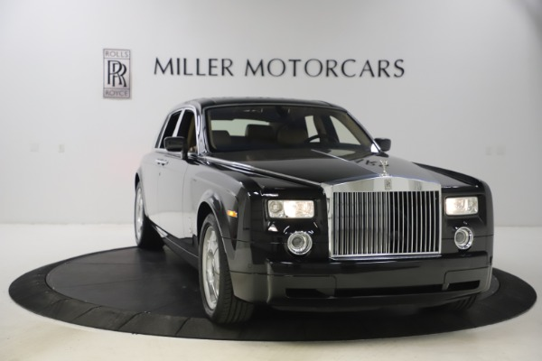 Used 2006 Rolls-Royce Phantom for sale $109,900 at McLaren Greenwich in Greenwich CT 06830 3