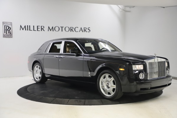 Used 2006 Rolls-Royce Phantom for sale $109,900 at McLaren Greenwich in Greenwich CT 06830 4