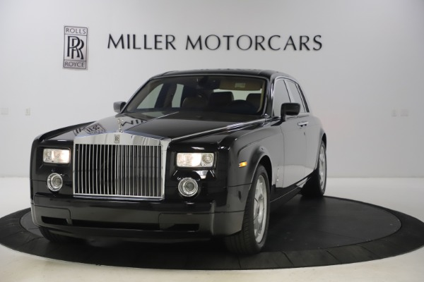 Used 2006 Rolls-Royce Phantom for sale $109,900 at McLaren Greenwich in Greenwich CT 06830 1