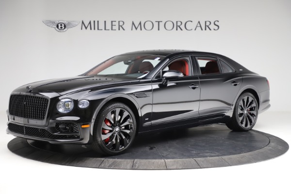 New 2021 Bentley Flying Spur V8 First Edition for sale $261,125 at McLaren Greenwich in Greenwich CT 06830 2
