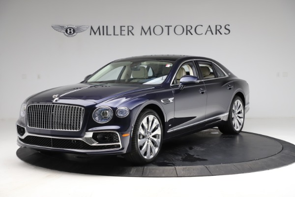 New 2021 Bentley Flying Spur V8 First Edition for sale Call for price at McLaren Greenwich in Greenwich CT 06830 2