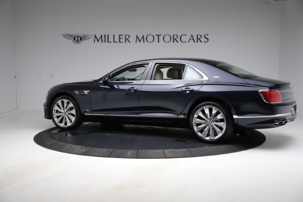 New 2021 Bentley Flying Spur V8 First Edition for sale Call for price at McLaren Greenwich in Greenwich CT 06830 4