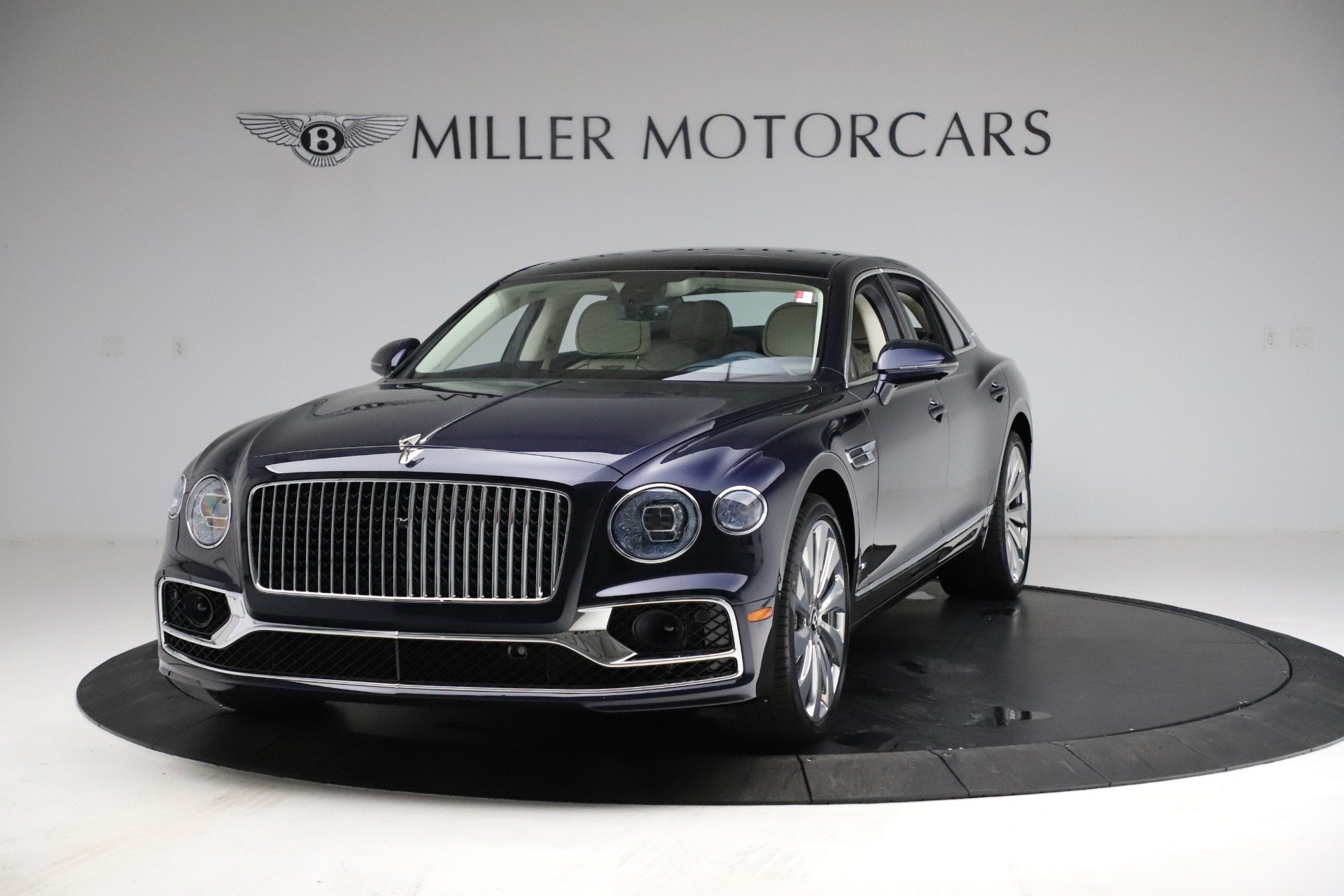New 2021 Bentley Flying Spur V8 First Edition for sale $257,050 at McLaren Greenwich in Greenwich CT 06830 1