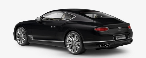 New 2021 Bentley Continental GT V8 Mulliner for sale $291,290 at McLaren Greenwich in Greenwich CT 06830 3