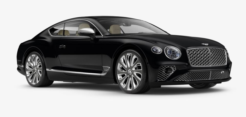 New 2021 Bentley Continental GT V8 Mulliner for sale $291,290 at McLaren Greenwich in Greenwich CT 06830 1