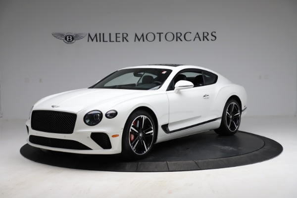 New 2021 Bentley Continental GT V8 for sale Call for price at McLaren Greenwich in Greenwich CT 06830 2