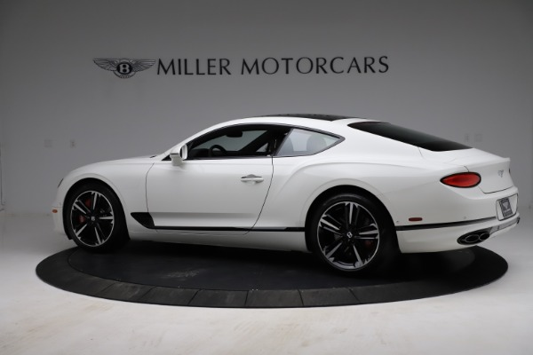 New 2021 Bentley Continental GT V8 for sale Call for price at McLaren Greenwich in Greenwich CT 06830 4