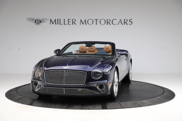 New 2021 Bentley Continental GT V8 for sale $277,690 at McLaren Greenwich in Greenwich CT 06830 1