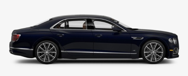 New 2021 Bentley Flying Spur V8 for sale $228,655 at McLaren Greenwich in Greenwich CT 06830 2