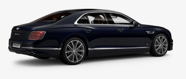 New 2021 Bentley Flying Spur V8 for sale $228,655 at McLaren Greenwich in Greenwich CT 06830 3