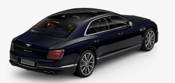 New 2021 Bentley Flying Spur V8 for sale $228,655 at McLaren Greenwich in Greenwich CT 06830 4