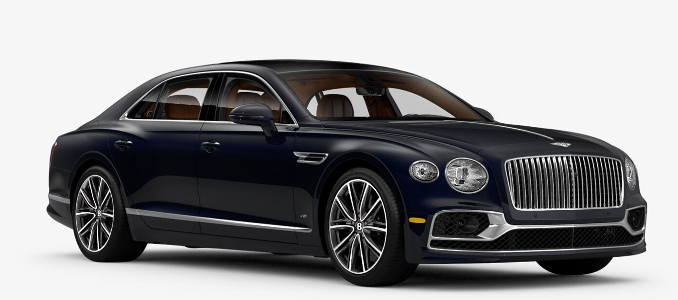 New 2021 Bentley Flying Spur V8 for sale $228,655 at McLaren Greenwich in Greenwich CT 06830 1
