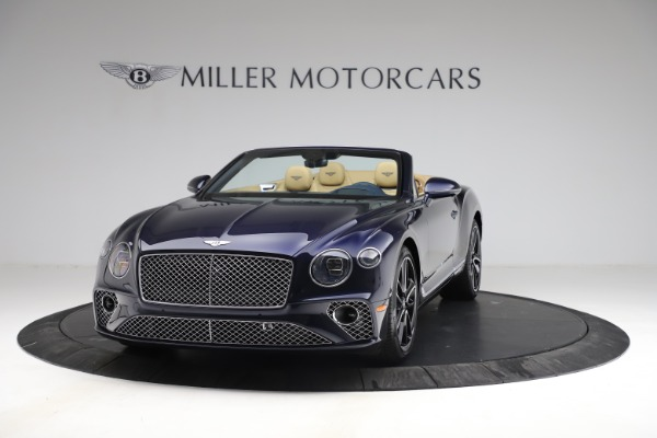 New 2021 Bentley Continental GT W12 for sale Call for price at McLaren Greenwich in Greenwich CT 06830 2