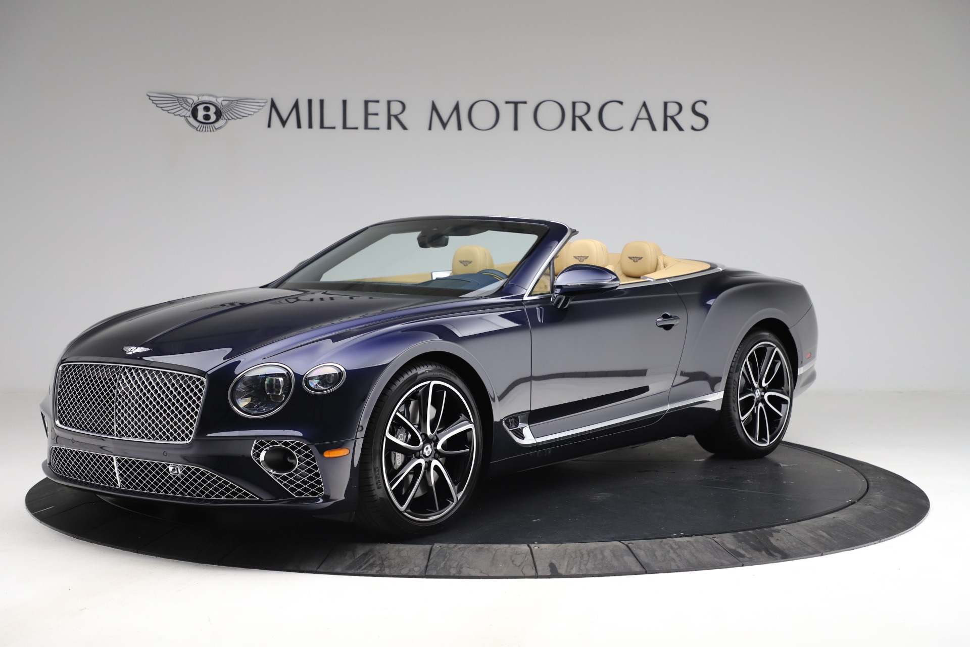 New 2021 Bentley Continental GT W12 for sale Call for price at McLaren Greenwich in Greenwich CT 06830 1