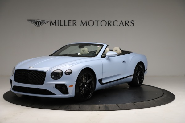 New 2021 Bentley Continental GT W12 for sale $316,250 at McLaren Greenwich in Greenwich CT 06830 2