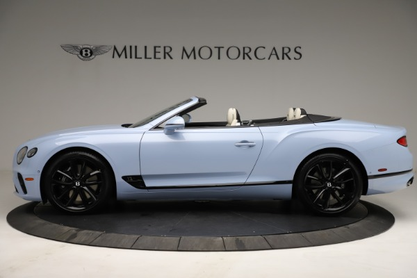 New 2021 Bentley Continental GT W12 for sale Call for price at McLaren Greenwich in Greenwich CT 06830 3