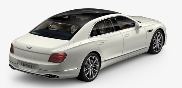New 2021 Bentley Flying Spur V8 for sale $230,420 at McLaren Greenwich in Greenwich CT 06830 3