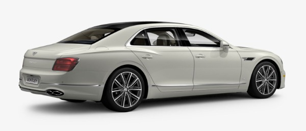 New 2021 Bentley Flying Spur V8 for sale $230,420 at McLaren Greenwich in Greenwich CT 06830 4