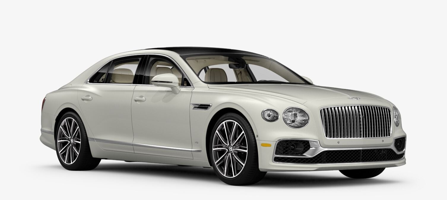 New 2021 Bentley Flying Spur V8 for sale $230,420 at McLaren Greenwich in Greenwich CT 06830 1