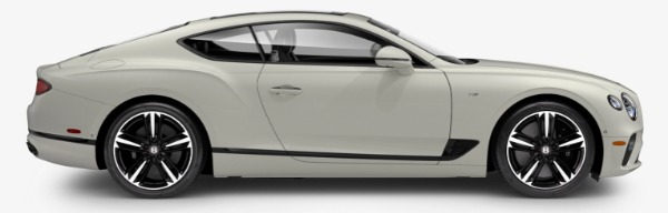 New 2021 Bentley Continental GT V8 for sale $254,095 at McLaren Greenwich in Greenwich CT 06830 2