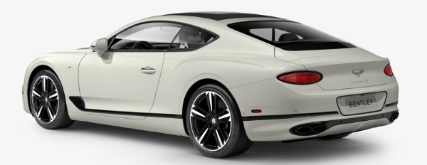 New 2021 Bentley Continental GT V8 for sale $254,095 at McLaren Greenwich in Greenwich CT 06830 3