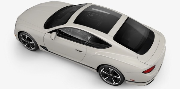 New 2021 Bentley Continental GT V8 for sale $254,095 at McLaren Greenwich in Greenwich CT 06830 4