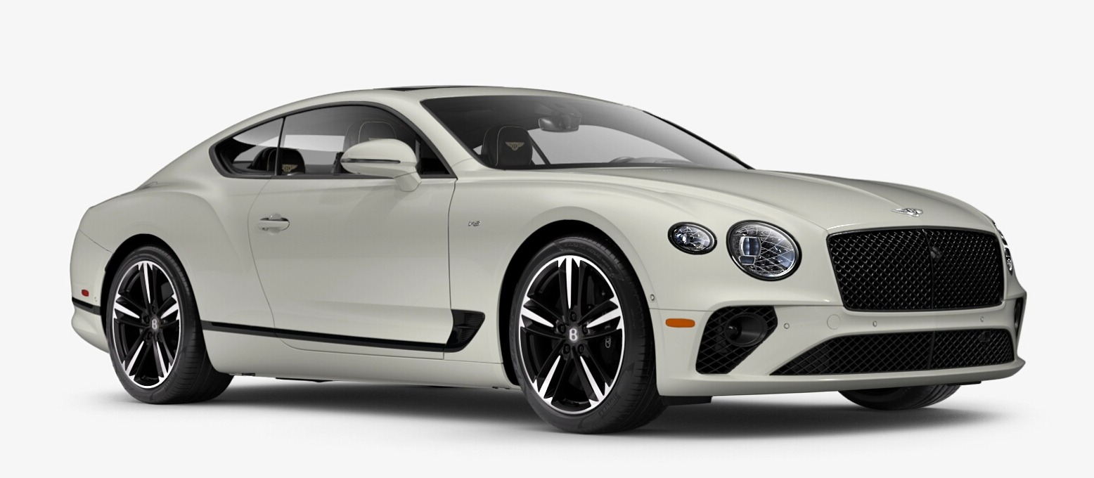 New 2021 Bentley Continental GT V8 for sale $254,095 at McLaren Greenwich in Greenwich CT 06830 1