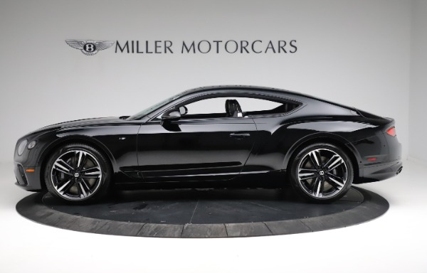 New 2021 Bentley Continental GT V8 for sale Sold at McLaren Greenwich in Greenwich CT 06830 3