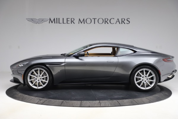 Used 2017 Aston Martin DB11 V12 Coupe for sale $149,900 at McLaren Greenwich in Greenwich CT 06830 2