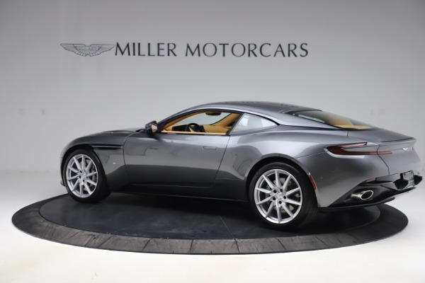 Used 2017 Aston Martin DB11 V12 Coupe for sale $149,900 at McLaren Greenwich in Greenwich CT 06830 3