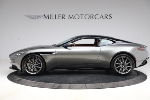 Used 2017 Aston Martin DB11 V12 Coupe for sale $134,900 at McLaren Greenwich in Greenwich CT 06830 2