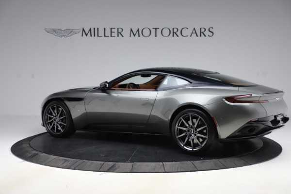 Used 2017 Aston Martin DB11 V12 Coupe for sale $134,900 at McLaren Greenwich in Greenwich CT 06830 3