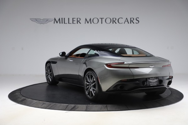 Used 2017 Aston Martin DB11 V12 Coupe for sale $134,900 at McLaren Greenwich in Greenwich CT 06830 4