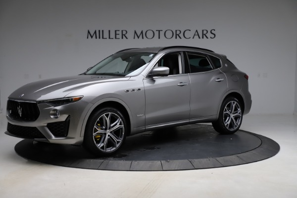 New 2021 Maserati Levante Q4 GranSport for sale $93,585 at McLaren Greenwich in Greenwich CT 06830 2