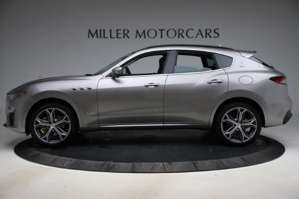 New 2021 Maserati Levante Q4 GranSport for sale $93,585 at McLaren Greenwich in Greenwich CT 06830 3