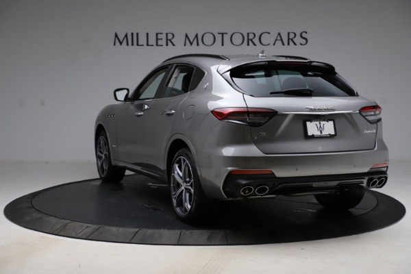 New 2021 Maserati Levante Q4 GranSport for sale $93,585 at McLaren Greenwich in Greenwich CT 06830 4
