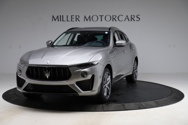 New 2021 Maserati Levante Q4 GranSport for sale $93,585 at McLaren Greenwich in Greenwich CT 06830 1