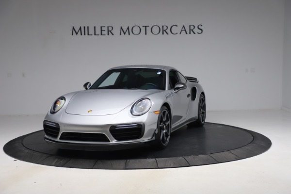 Used 2019 Porsche 911 Turbo S for sale $177,900 at McLaren Greenwich in Greenwich CT 06830 2