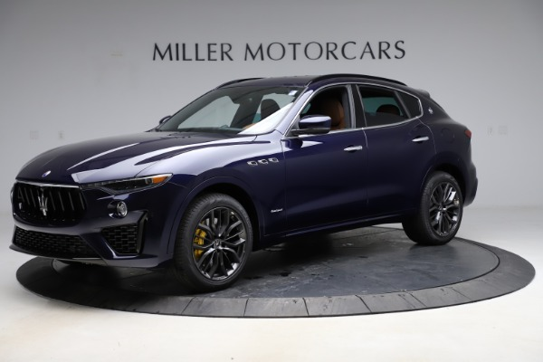 New 2021 Maserati Levante S Q4 GranSport for sale $100,185 at McLaren Greenwich in Greenwich CT 06830 2