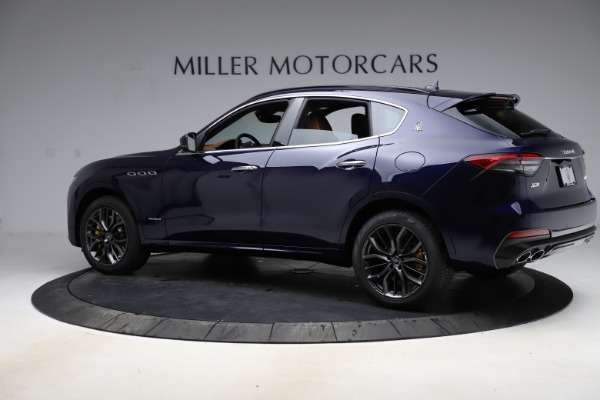 New 2021 Maserati Levante S Q4 GranSport for sale $100,185 at McLaren Greenwich in Greenwich CT 06830 4