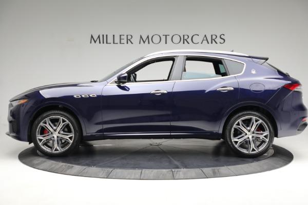 New 2021 Maserati Levante Q4 for sale Call for price at McLaren Greenwich in Greenwich CT 06830 2
