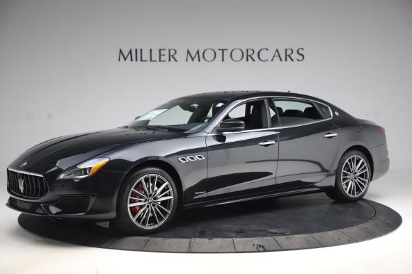 New 2021 Maserati Quattroporte S Q4 GranSport for sale $129,185 at McLaren Greenwich in Greenwich CT 06830 2
