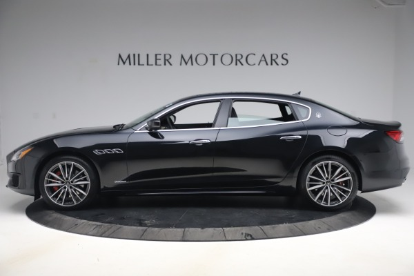 New 2021 Maserati Quattroporte S Q4 GranSport for sale $129,185 at McLaren Greenwich in Greenwich CT 06830 3
