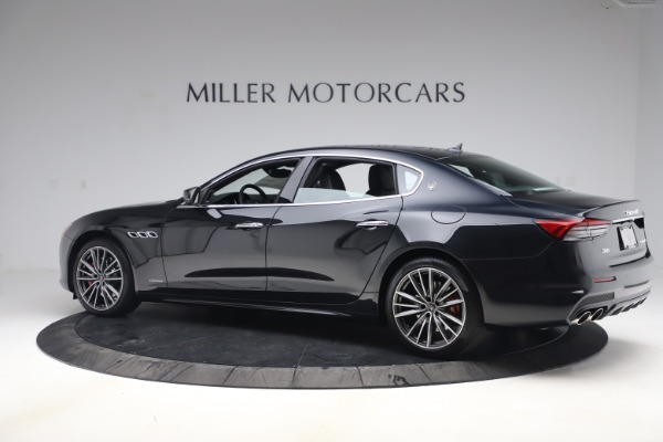 New 2021 Maserati Quattroporte S Q4 GranSport for sale $129,185 at McLaren Greenwich in Greenwich CT 06830 4